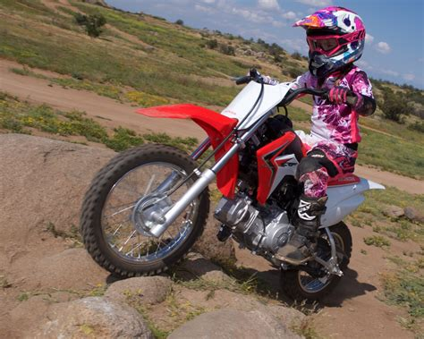on road motocross 2017 honda crf110f review kid approved motorcycle