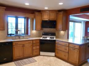 Kitchen Cabinets Milwaukee Brookfield Kitchen Dining Laundry Remodel Traditional Kitchen Milwaukee By Kitchen