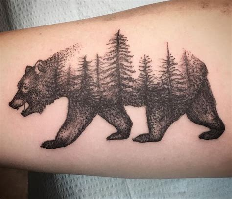 bear track tattoo designs 25 beautiful state of california tattoos designs 2018