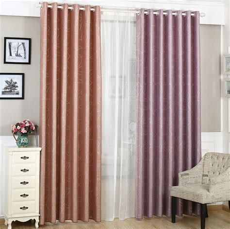 blackout soundproof curtains thick fleece full blackout curtain fabric factory direct
