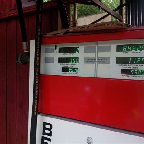 Botol Bensin Eceran kios bensin pertamini cogito ergo sum blognya orin