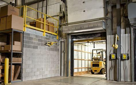 Berner International 1 For Air Curtains Air Doors Air Curtains For Overhead Doors