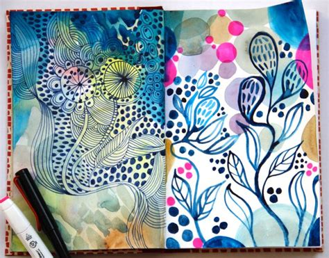 pattern sketchbook pages 71 best images about wundersch 246 n on pinterest embroidery