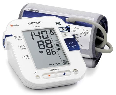 Blood Pressure Monitor Omron omron m10 it blood pressure monitor for only 163 58 94
