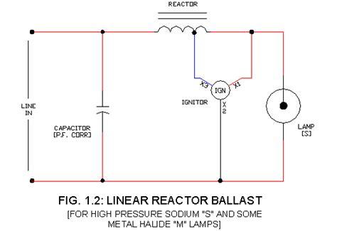hid ballast schematics reactor type ecn electrical forums