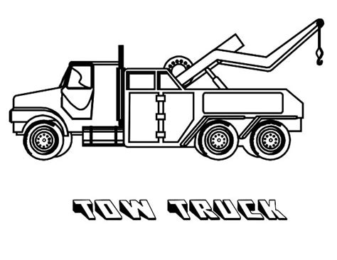car transporter tow truck coloring pages best place to color