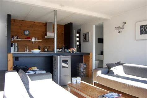 550 sq ft house 550 sq ft modern prefab house in spain