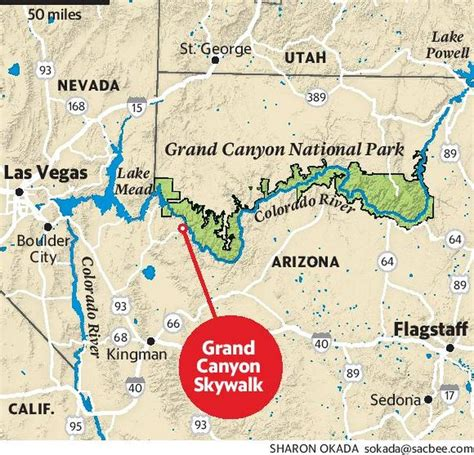 grand map skywalk discoveries grand skywalk offers new perspective