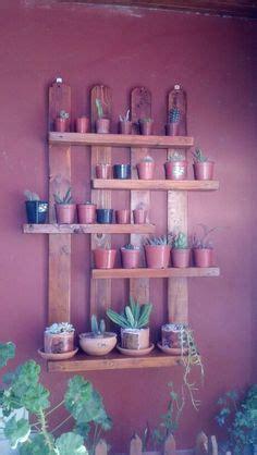 estantes para macetas estantes de madera para plantas jardineria