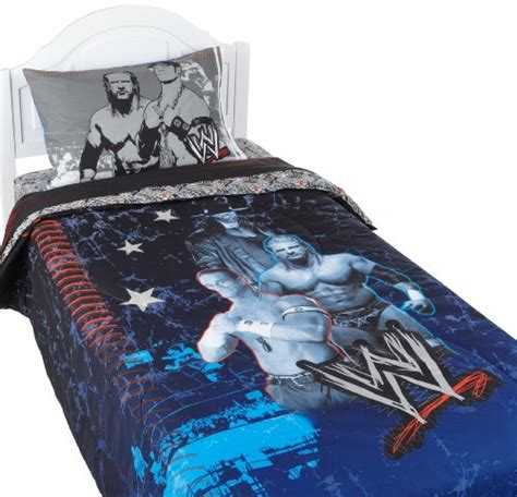wwe twin bed set wwe bedding bedroom decor