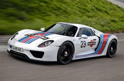 2014 porsche 918 spyder official pricing