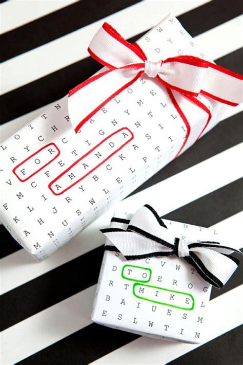 ways to wrap gifts 5 creative ways to wrap presents