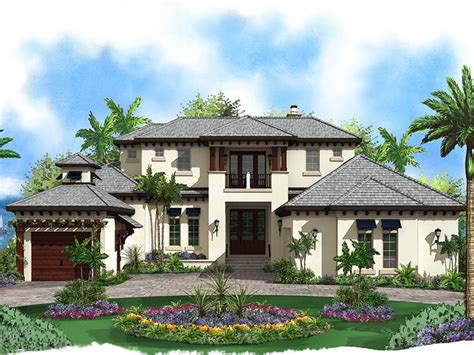 West Indies Home Plans Premier Luxury West Indies House West Indies Style House Plans