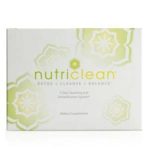 Nutriclean Detox Cleanse Balance by What Is A Detox Why Is It Important To Detoxify