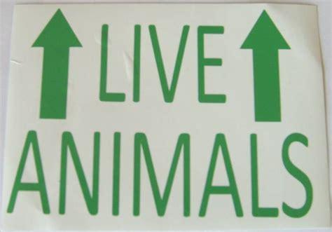 Aufkleber Lebende Tiere by Aufkleber F 252 R Idhra Hundeboxen