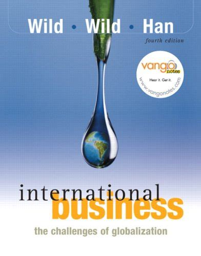 challenges of globalization in international business international business the challenges of globalization by