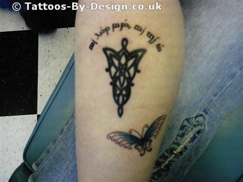 elvish tattoo creator elven saying tattoo