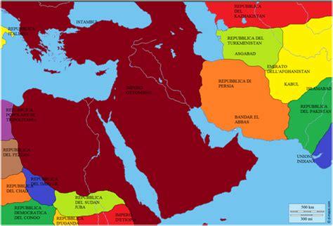 espansione impero ottomano ucronia sul suo impero non tramonta mai il sole