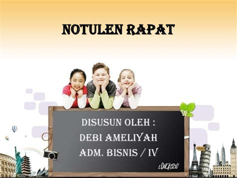 Tips Notulen Rapat by Notulen Rapat