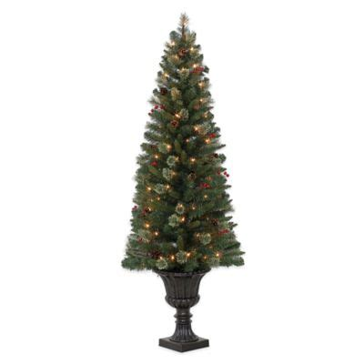 bed bath and beyond christmas tree buy pre lit christmas from bed bath beyond