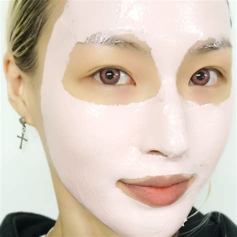 Etude Ac Clean Up etude house ac clean up pink powder mask review