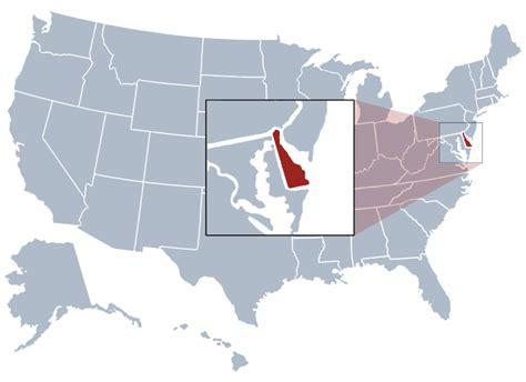 us map states delaware delaware state information symbols capital