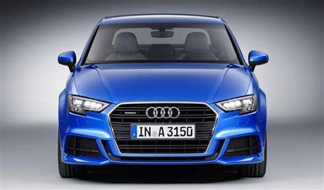 Future Audi A3 : un coupé 5 portes en considération