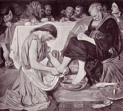 Bilder Lebenslauf Jesus Jesus Bilder Fusswaschung Johannesevangelium