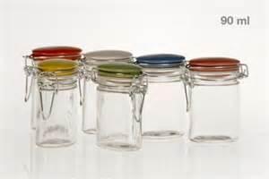 bocaux en verre grossiste lot de 6 bocaux verrines en verre conservation neuf