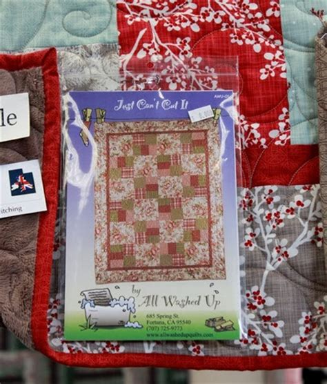 quilt pattern just can t cut it fabric mill a lovely christmas quilt