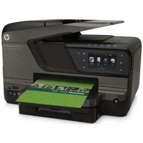 Tinta Printer Hp Officejet 8600 Hp Officejet Pro 8600 Plus Test Complet Imprimante