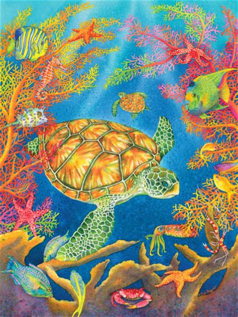 turtle reef puzzle | jigsaw puzzles