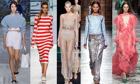 moda y tendencias en buenos aires moda 2016 tendencia image gallery moda primavera verano 2016