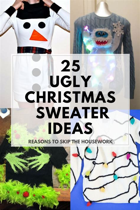 christmas party award ideas best 25 sweater ideas on diy sweater diy sweaters