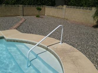 inground swimming pool handrails swimming pool handrails canndo pool care repair