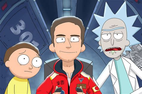 'rick and morty': logic raps in outer space on the latest