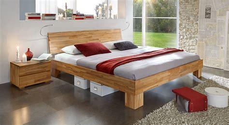betten massivholz günstig schlafzimmer inspiration