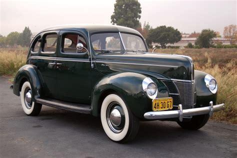 20s Dual Orginal lots of car 1940 ford deluxe sedan bring a trailer