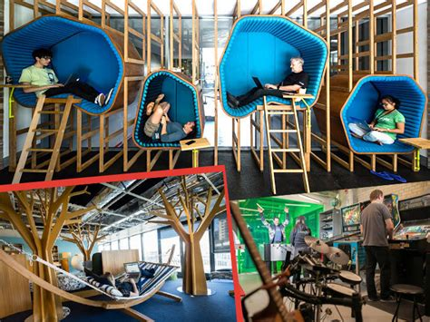 Google Dublin Office is google still leading the way when it comes to