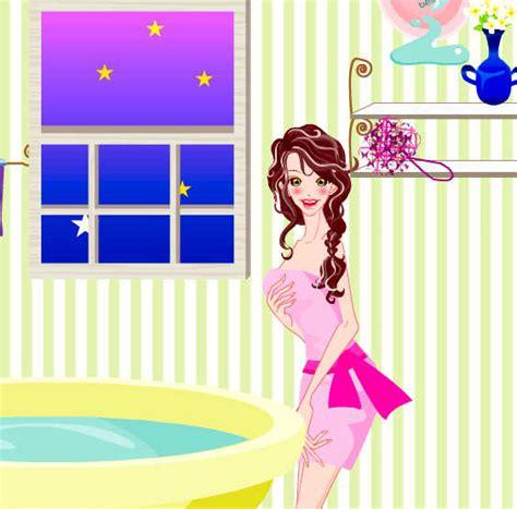 decorar casas de princesas juegos juego de decorar el aseo de barbie juegos