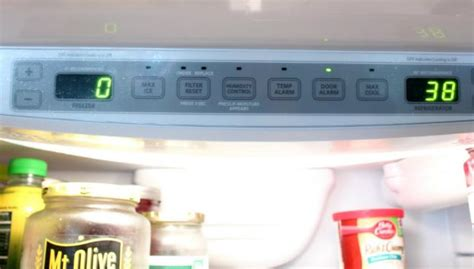 what temperature should the freezer section of a refrigerator be what temperature should my fridge be digital trends
