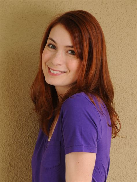 what is felicia day s hair color felicia day dollhouse wiki