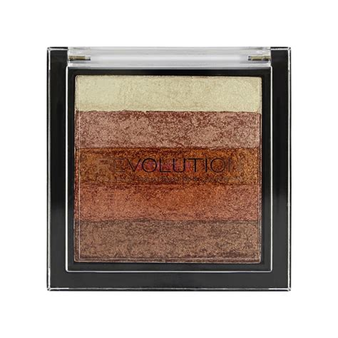 Bronze Makeup Revolution Shimmer Brick makeup revolution shimmer brick bronze