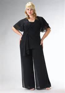 plus size pant suits for weddings