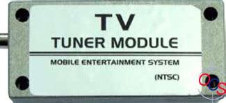 Tv Tuner Outboard soundstream cmtv 2 tv tuner module at ocsdeals