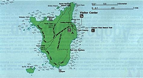 santa island florida map maps of united states national parks and monuments