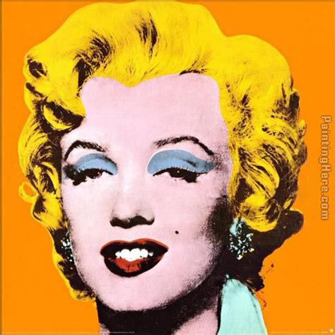 where is andy warhol from andy warhol marilyn painting anysize 50 marilyn