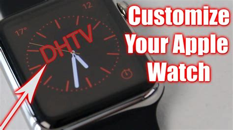 Apple Watch Tip   Customize Watch Face With Monograms   YouTube