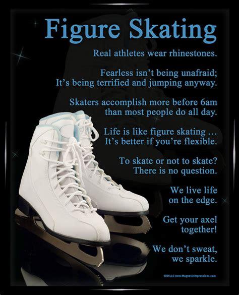 figure quotes inspirational figure skating quotes quotesgram