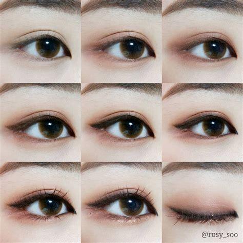 tutorial makeup korea simple easy makeup tutorials for beginners style guru fashion